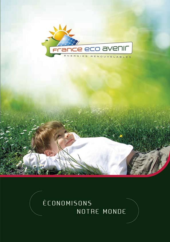 Plaquette France Eco Avenir