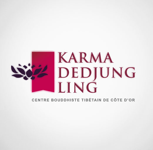 Logotype Centre bouddhiste