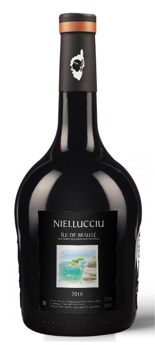 Packaging – Gamme de vins corses
