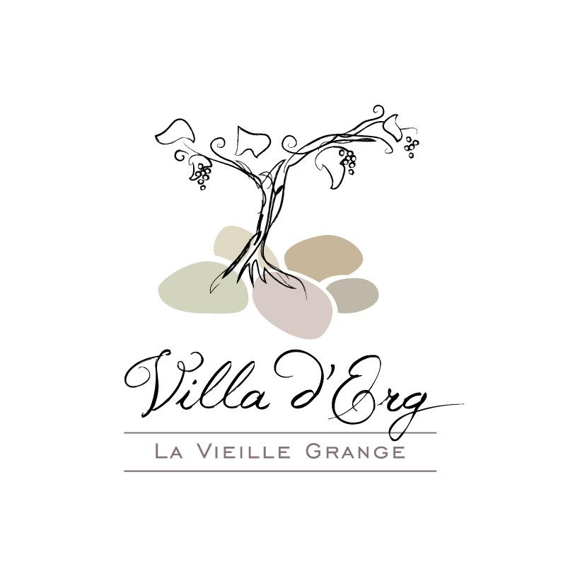 Logotype Villa d'Erg