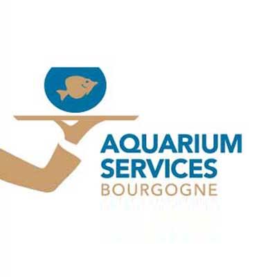 création Logotype pour société de service Aquarium