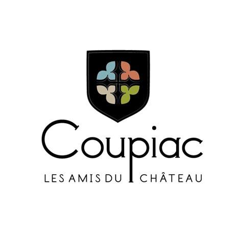 Logotype pour le Château de Coupiac