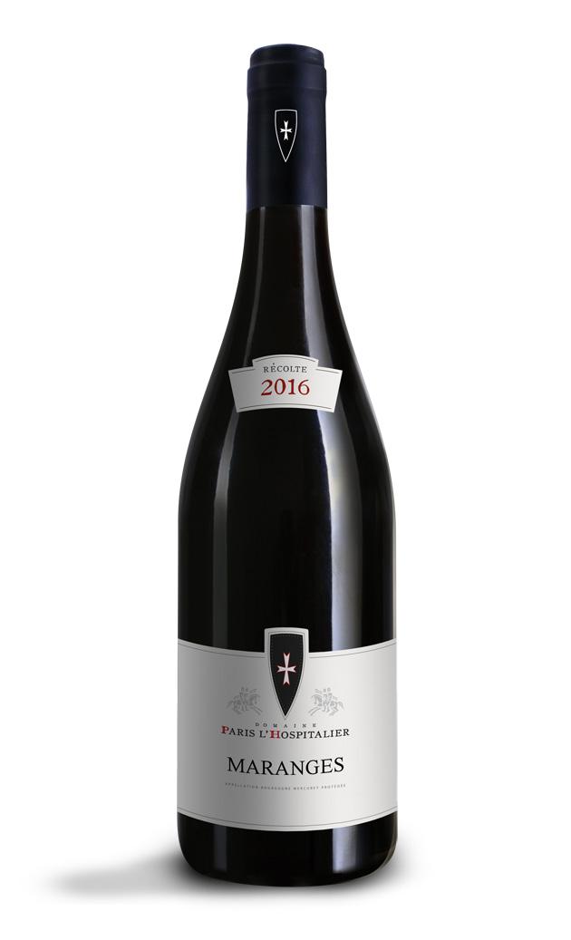 packaging vin de Bourgogne