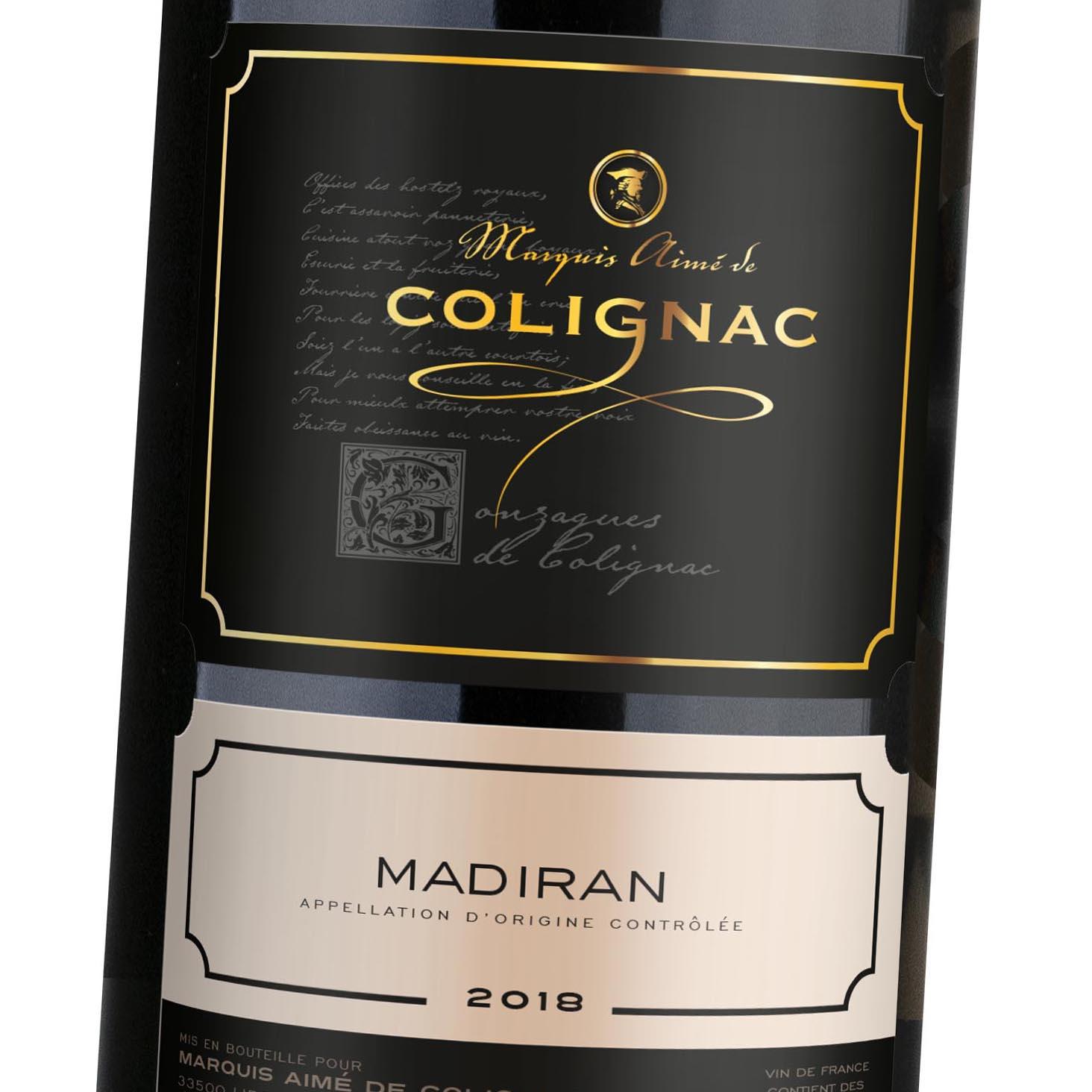 Packaging – Gamme de vins de Bordeaux